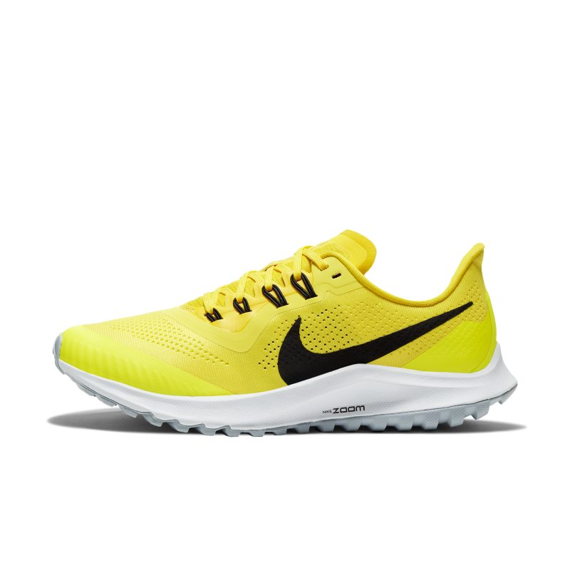 Nike Air Zoom Pegasus 36 Trail Zapatillas de running para trail - Mujer - Amarillo