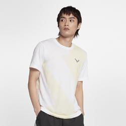<ナイキ(NIKE)公式ストア>ラファ メンズ テニス Tシャツ AR5714-100 ホワイト画像