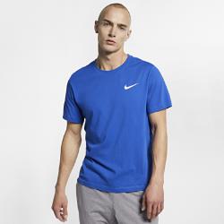 <ナイキ(NIKE)公式ストア>ナイキ Dri-FIT メンズ JDI トレーニング Tシャツ AR6032-480 ブルー画像