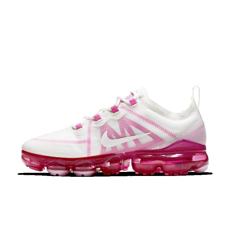 <ナイキ(NIKE)公式ストア>ナイキ エア ヴェイパーマックス 2019 ウィメンズシューズ AR6632-105 ホワイト ★30日間返品無料 / Nike+メンバー送料無料!
