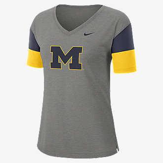 6c0a107c437 Women's Michigan Wolverines. Nike.com