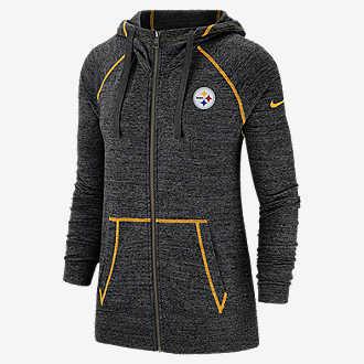 huge discount 38d79 7c918 Women's Pittsburgh Steelers Hoodies & Pullovers. Nike.com