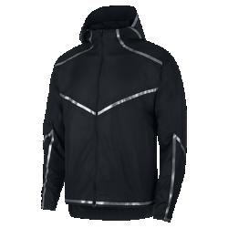 <ナイキ(NIKE)公式ストア>ナイキ ウィンドランナー メンズ ランニングジャケット AR9828-060 ブラック画像