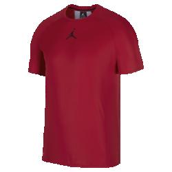 21%OFF!<ナイキ(NIKE)公式ストア>ジョーダン Dri-FIT 23 アルファ メンズ ショートスリーブ トレーニングトップ AT2994-687 レッド 30日間返品無料 / Nike+メンバー送料無料画像
