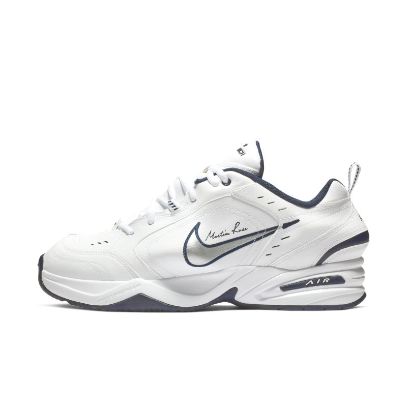 Nike x Martine Rose Air Monarch IV Zapatillas - Blanco