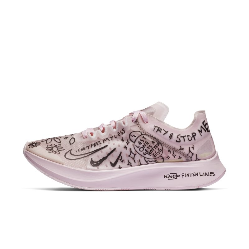 Nike Zoom Fly SP Fast Nathan Bell Zapatillas de running - Blanco