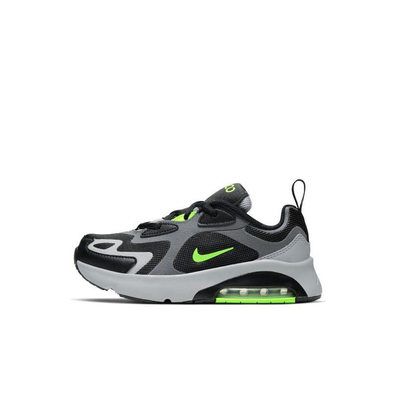 estilo clásico venta limitada siempre popular Outlet de sneakers Nike Air Max 200 niño y niña grises baratas ...