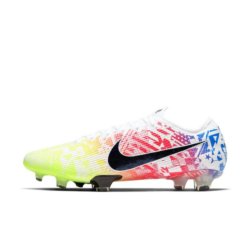 Nike Nike Mercurial Vapor 13 Elite Neymar Jr. FG Firm-Ground Football Boot - White
