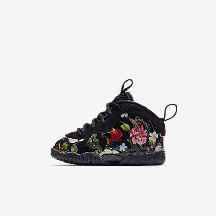 8c696e1ff578f Nike Little Posite One Premium Little Kids  Floral Shoe. Nike.com