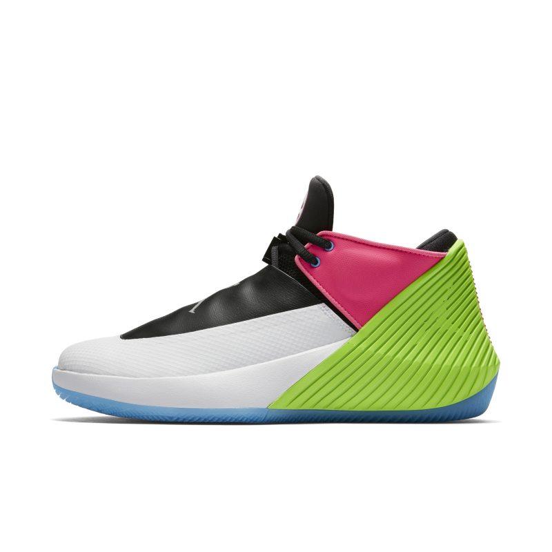 premium selection b0f90 ef95b Nike Jordan Why Not  Zer0.1 Low Q54 Men s Basketball Shoe - White Image