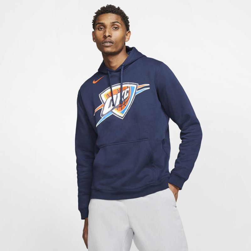 Oklahoma City Thunder Showtime Nike Therma Flex NBA Hoodie