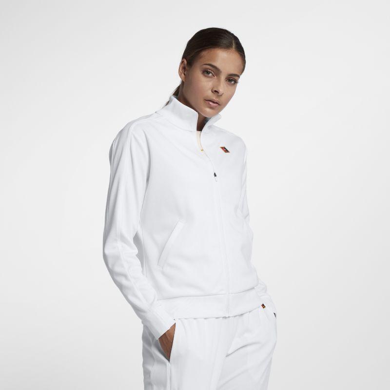 NikeCourt Kadın Tenis Ceketi  AV2454-100 -  Beyaz L Beden Ürün Resmi