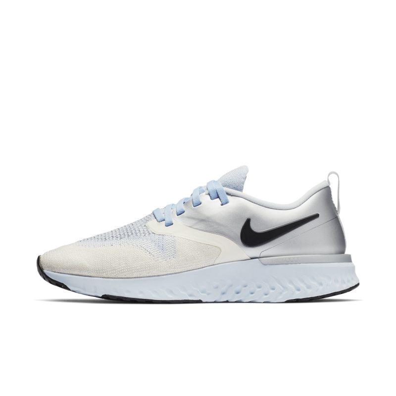 Scarpa da running Nike Odyssey React Flyknit 2 Premium - Donna - Silver