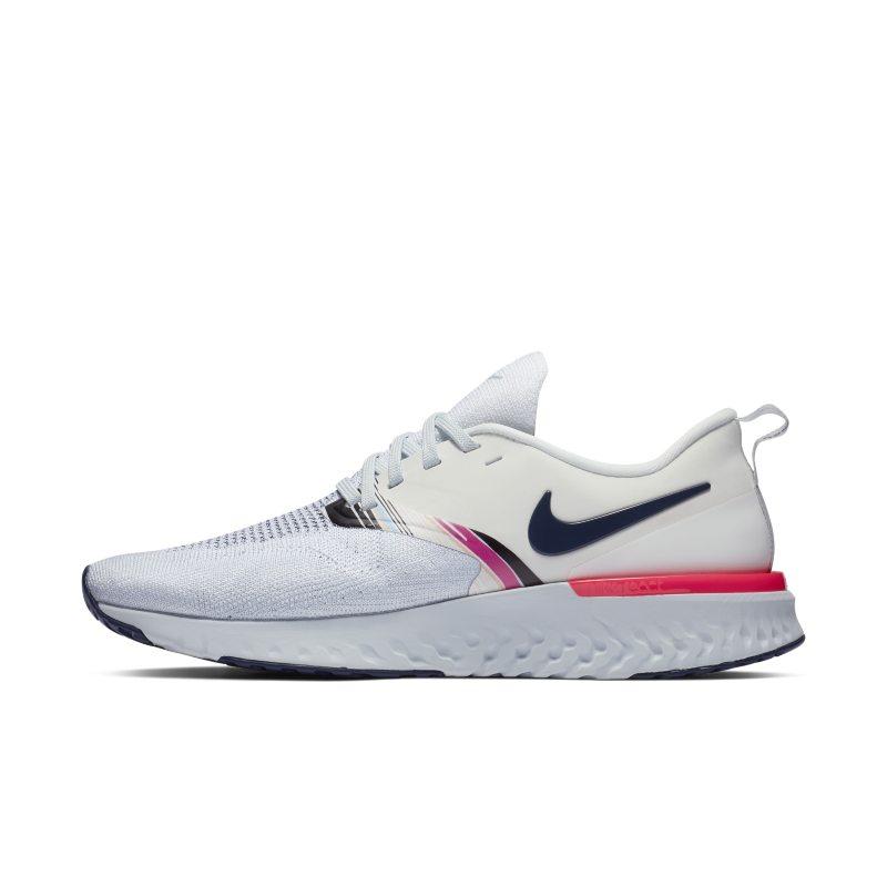 Scarpa da running Nike Odyssey React Flyknit 2 Premium - Donna - Bianco