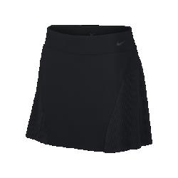 <ナイキ(NIKE)公式ストア>ナイキ Dri-FIT ウィメンズ 38cm ゴルフスカート AV3647-010 ブラック画像