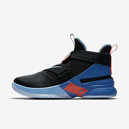 44b5afafb9375b LeBron Soldier 12 SFG Basketball Shoe. Nike.com
