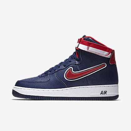 pretty nice ee422 bdbca Nike Air Force 1 High 07 LV8 Sport NBA