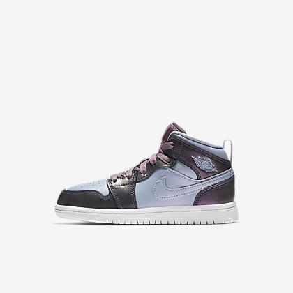 83db0620372c Air Jordan 1 Mid Little Kids  Shoe. Nike.com