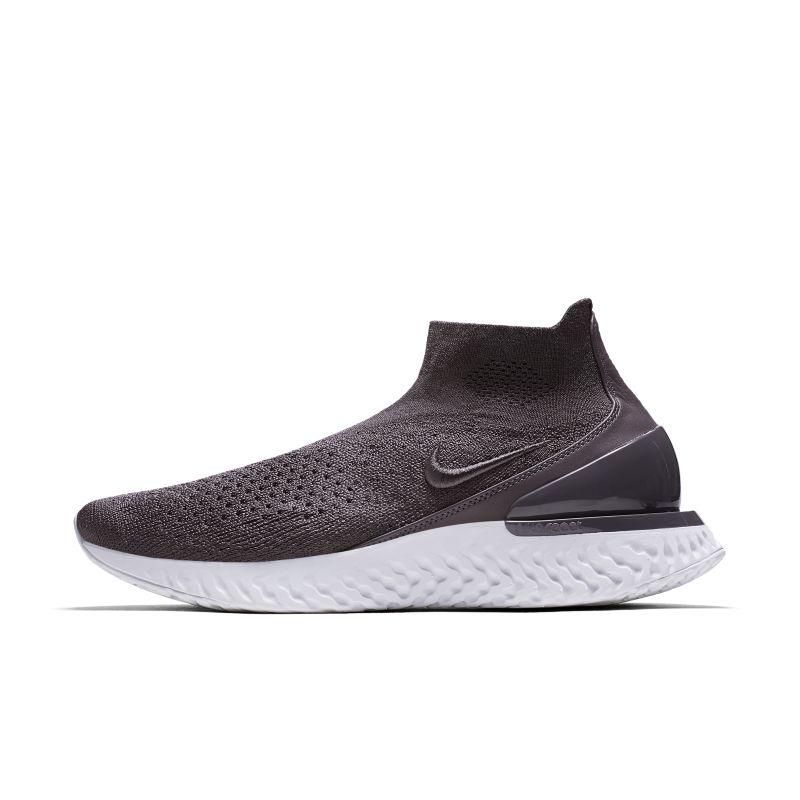 Nike Rise React Flyknit Zapatillas de running - Hombre - Gris