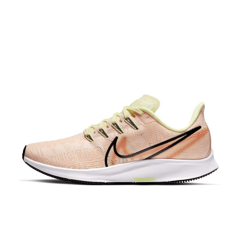 Nike Air Zoom Pegasus 36 Premium Rise Zapatillas de running - Mujer - Crema