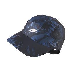 <ナイキ(NIKE)公式ストア>ナイキ スポーツウェア テイルウィンド フローラル アジャスタブル キャップ AV6717-475 ブルー画像