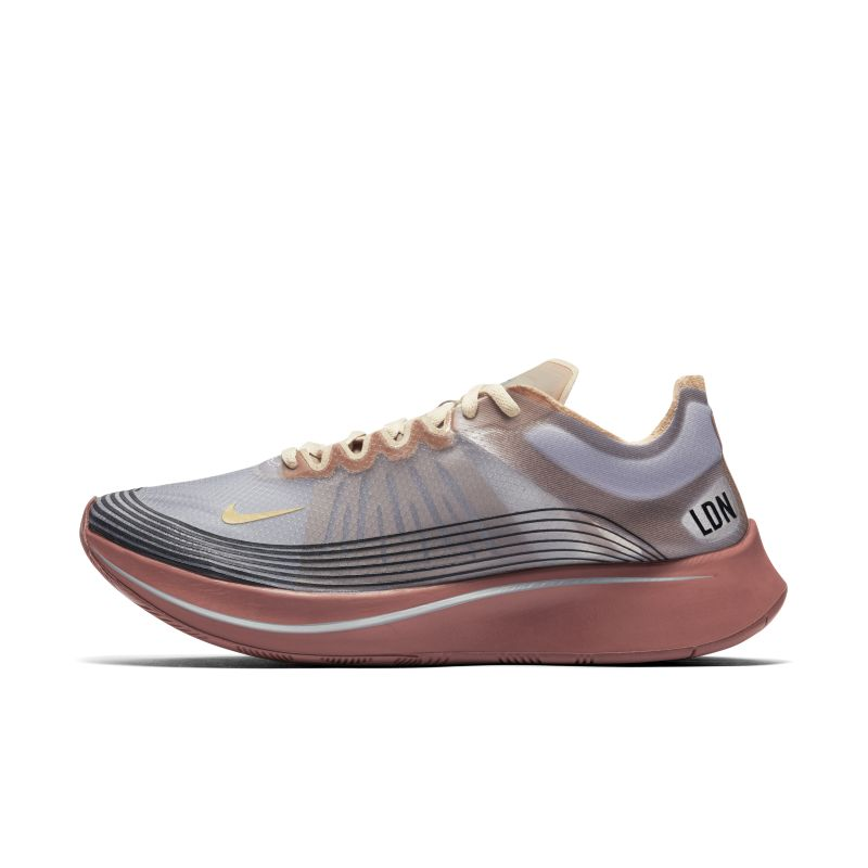 Nike Zoom Fly SP Zapatillas de running - Gris