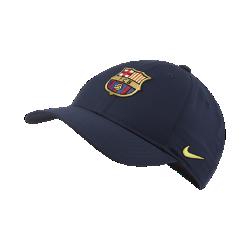 <ナイキ(NIKE)公式ストア>ナイキ Dri-FIT FC バルセロナ ジュニア アジャスタブル キャップ AV7889-451 ブルー