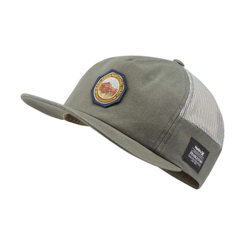 Hurley Pendleton Badlands ErkekŞapkası  AV7961-346 -  Yeşil TEK BOY Beden Ürün Resmi