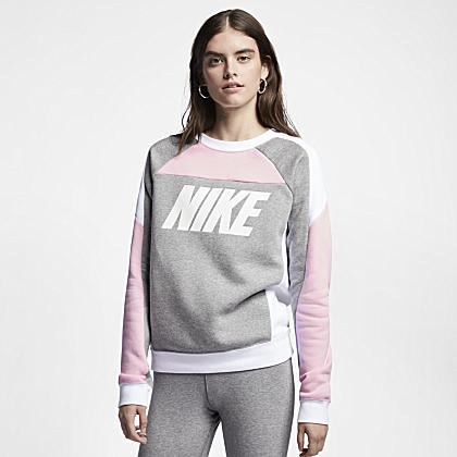14327e96ac54 Nike Sportswear Gym Vintage Women s Full-Zip Hoodie. Nike.com