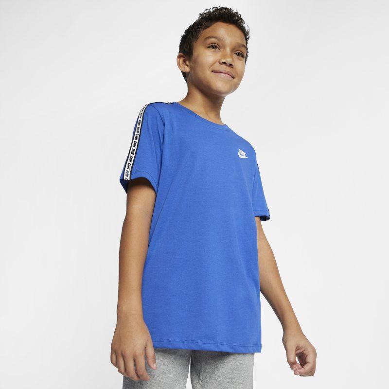 Nike Sportswear Genç Çocuk Tişörtü  AV8390-480 -  Mavi XL Beden Ürün Resmi