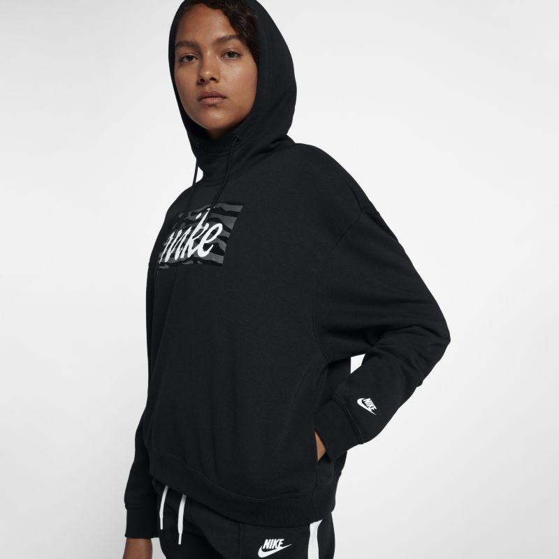 Nike Sportswear Women's Hoodie - Black Image
