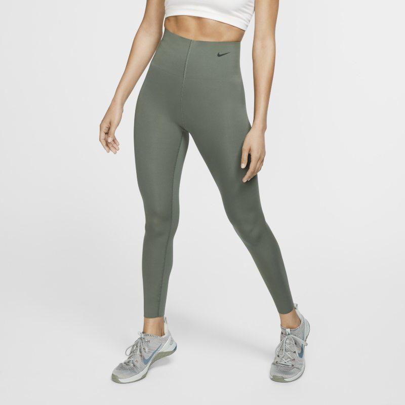 Nike Sculpt Lux Mallas de 7/8 - Mujer - Gris