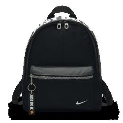 Детский рюкзак Nike ClassicДетский рюкзак Nike Classic имеет небольшой размер и несколько карманов на молниях для удобной и надежной организации вещей.<br>