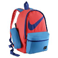 Детский рюкзак Nike Halfday Back To SchoolБлагодаря регулируемым мягким лямкам и множеству отделений детский рюкзак Nike Halfday Back To School универсален и обеспечивает комфорт при переноске вещей.<br>