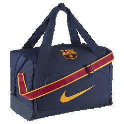 Футбольная сумка FC Barcelona Allegiance Shield CompactФутбольная сумка FC Barcelona Allegiance Shield Compact позволяет с удобством хранить всю необходимую экипировку.<br>