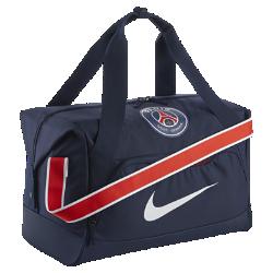 Спортивная сумка Paris Saint-Germain Allegiance Shield CompactСпортивная сумка Paris Saint-Germain Allegiance Shield Compact позволяет с удобством хранить всю необходимую экипировку.<br>