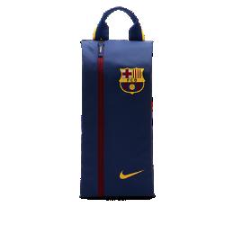 Сумка для обуви FC Barcelona AllegianceСумка для обуви FC Barcelona Allegiance с одним отделением для надежного хранения обуви. Фирменная символика демонстрирует, как ты болеешь за любимую команду.<br>