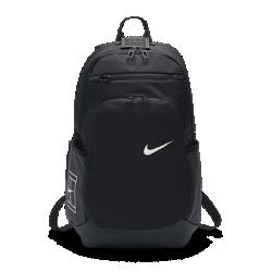 Мужской теннисный рюкзак NikeCourt Tech 2.0Мужской теннисный рюкзак NikeCourt Tech 2.0 с вместительным основным отделением на двойной молнии изготовлен из прочного полиэстера 600D и подойдет для переноски спортивной экипировки и повседневного ношения. Мягкая система для переноски ракеток на молнии обеспечивает надежное хранение снаряжения.<br>