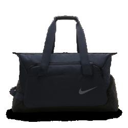 Теннисная сумка-дафл NikeCourt Tech 2.0Прочная теннисная сумка-дафл NikeCourt Tech со специальными отделениями позволяет удобно и надежно переносить экипировку.  Мягкая защита  Мягкие отделения, вмещающие до двух ракеток, позволяют хранить их отдельно от одежды и обуви.  Улучшенная вентиляция  Вместительное основное отделение с перфорацией для хранения обуви.<br>