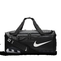 Спортивная сумка Nike Alpha Adapt Cross Body (большой размер)Спортивная сумка Nike Alpha Adapt Cross Body из прочного водонепроницаемого материала с двойными ручками и мягкой лямкой защищает экипировку и обеспечивает удобство переноски.Регулируемая боковая застежка позволяет комфортно носить сумку через плечо.<br>