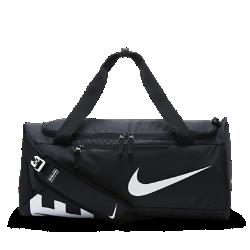 Сумка-дафл Nike Alpha Adapt Cross Body (средний размер)Мужскую сумку-дафл для тренинга Nike Alpha Adapt Cross Body из прочного водонепроницаемого материала можно удобно носить через плечо или за спиной.<br>