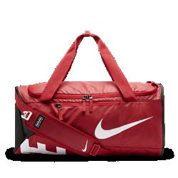 Спортивная сумка Nike Alpha Adapt Cross Body (средний размер)Спортивная сумка для мужчин Nike Alpha Adapt Cross Body, изготовленная из прочного водонепроницаемого материала, легко превращается в удобный рюкзак.<br>