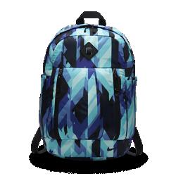 Рюкзак для тренинга с принтом Nike AuraluxРюкзак для тренинга с принтом Nike Auralux с основным отделением на молнии, отделением для ноутбука и мягкими лямками обеспечивает комфортную переноску.<br>