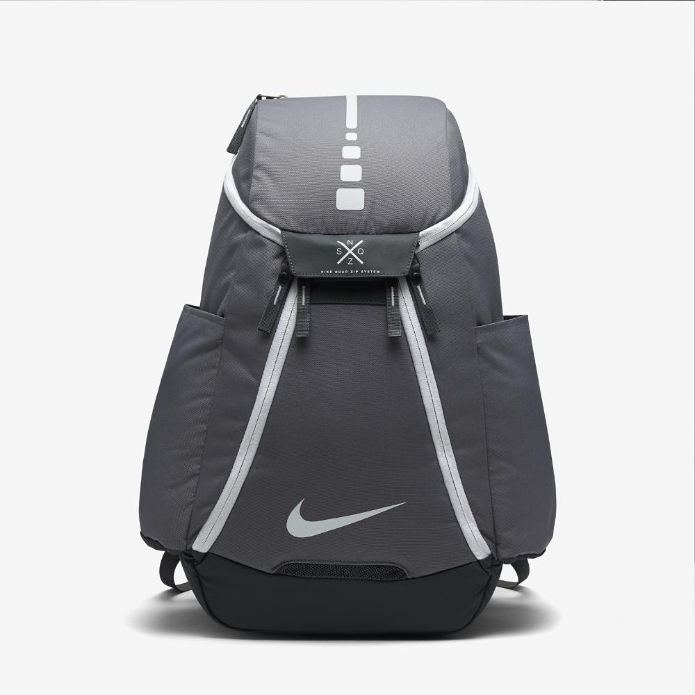 Nike Hoops Elite Max Air Team 2.0 Basketball Backpack (Grey)