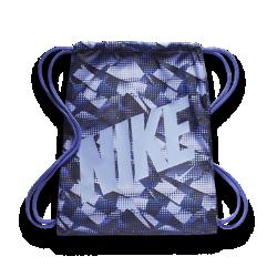 <ナイキ(NIKE)公式ストア>ナイキ グラフィック キッズ ジムサック BA5262-477 ブルー