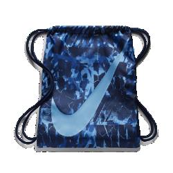 <ナイキ(NIKE)公式ストア>ナイキ グラフィック キッズ ジムサック BA5262-482 ブルー