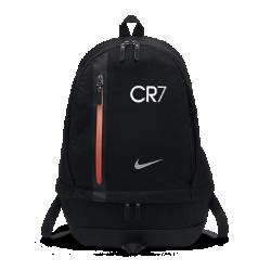 Футбольный рюкзак CR7 CheyenneФутбольный рюкзак CR7 Cheyenne включает специальное отделение для хранения обуви, мягкий карман для ноутбука и множество карманов на молнии, позволяя хранить экипировку аккуратно и надежно.<br>