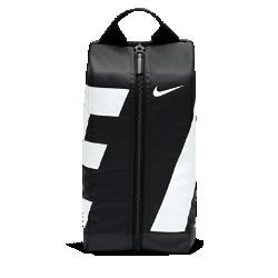 Сумка для обуви Nike Alpha AdaptСумка для обуви Nike Alpha Adapt невероятно удобна в дороге. Прочный материал легко чистится.<br>