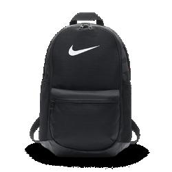 Рюкзак для тренинга Nike Brasilia (средний размер)Рюкзак для тренинга Nike Brasilia с вместительным основным отделением и мягкими лямками позволяет с комфортом переносить всю необходимую экипировку.<br>