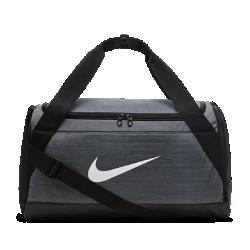 Сумка-дафл для тренинга Nike Brasilia (маленький размер)Сумка-дафл для тренинга Nike Brasilia с вместительным основным отделением и вентилируемым карманом как для влажной, так и сухой обуви позволяет удобно хранить экипировку.<br>